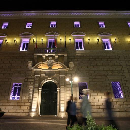 Palazzo Paolo V - Ville e palazzi storici