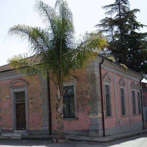 EX PADIGLIONE IMPOSTE DIRETTE - Ville e palazzi storici