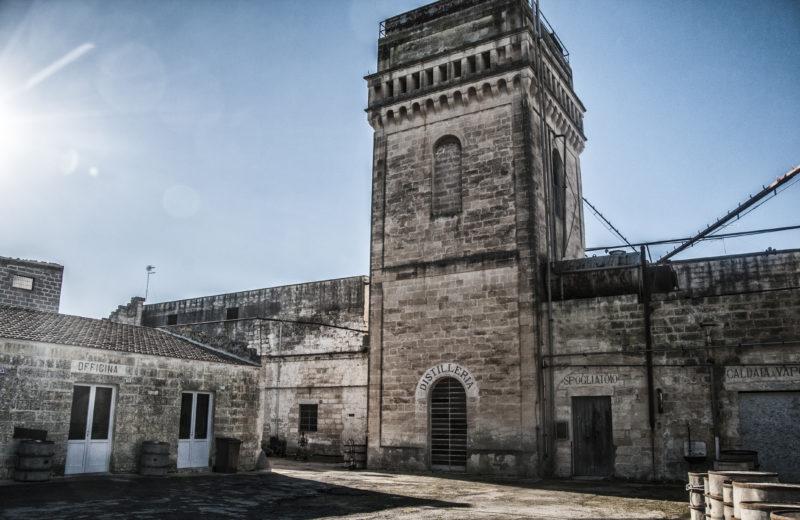Ex Distilleria di San Cesario, Lecce, foto di Carmine Chiriacò